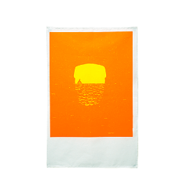 KeepCup Tea Towel Orange